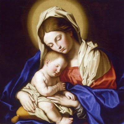 Salvi madonna child