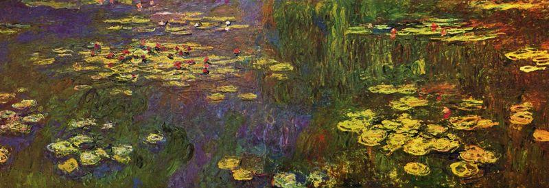 Monet_1920-1926_Water-Lilies